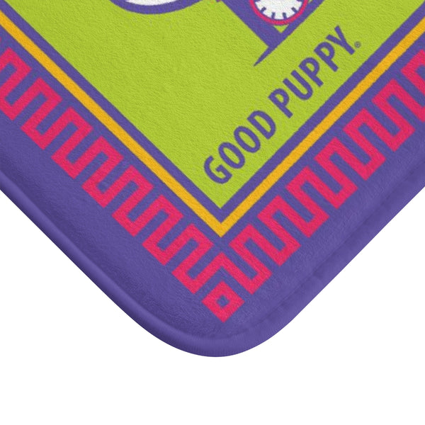 Bath Puppy II . Large Bath Mat