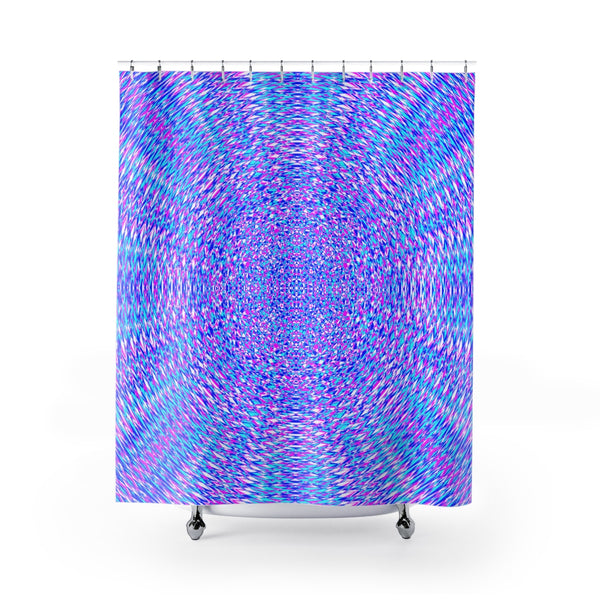 The Navigator's Cross III . Shower Curtains