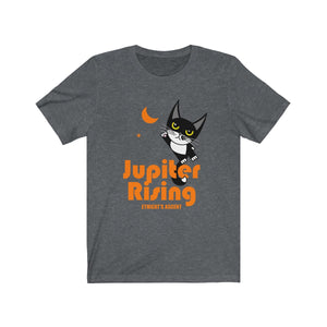 Jupiter Rising II . Unisex Cotton Tee