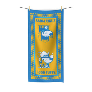 Good Puppy Bath I . Polycotton Towel