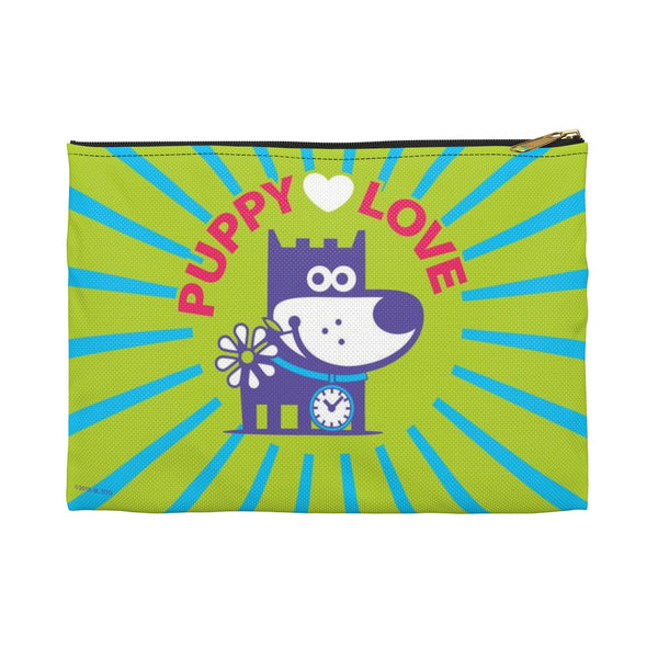 Puppy Love . Accessory Pouch