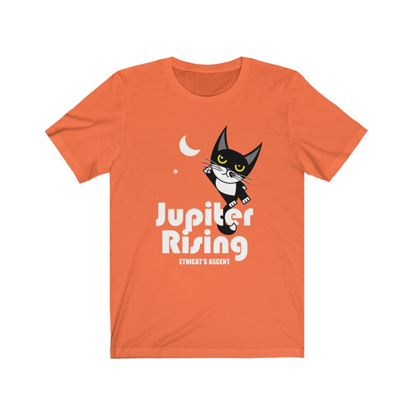 Jupiter Rising I . Unisex Cotton Tee