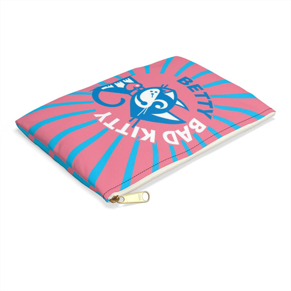 Betty Bad Kitty I . Accessory Pouch