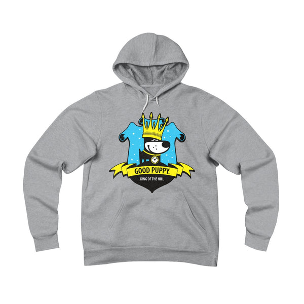 King Of the Hill . Original Print . Unisex Sponge Fleece Pullover Hoodie
