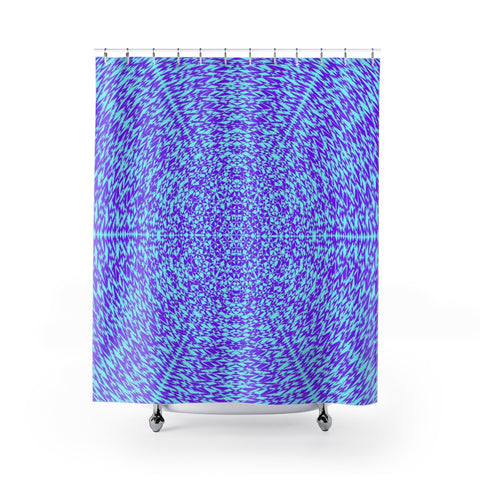 The One III . Shower Curtains