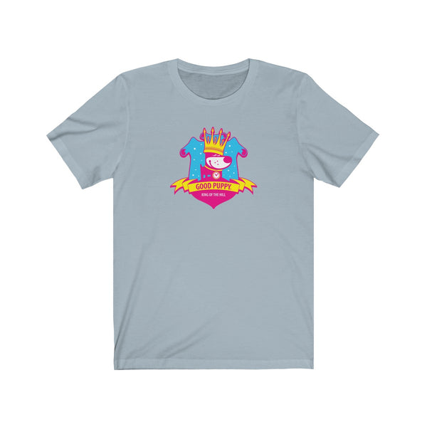 King Of The Hill . Pop Print . Unisex Cotton Tee