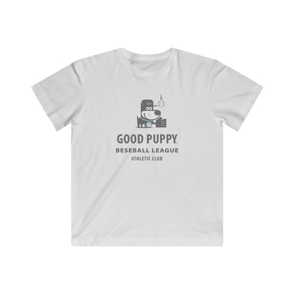 Kids Fine Jersey Tee, Unique T-Shirts, GOOD PUPPY VINTAGE