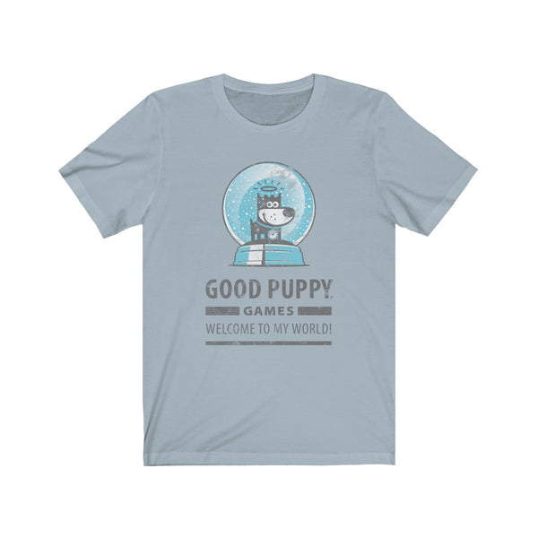 GOOD PUPPY VINTAGE . Games I . Unisex Jersey Short Sleeve Tee