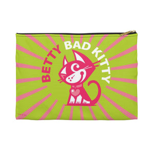 Betty Bad Kitty III . Accessory Pouch
