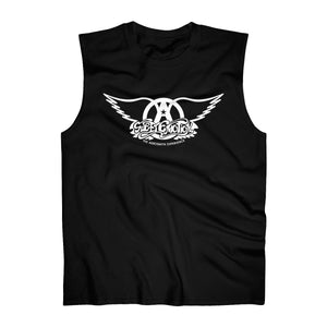 Sweet Emotion . White Logo . Men's Ultra Cotton Sleeveless Tank
