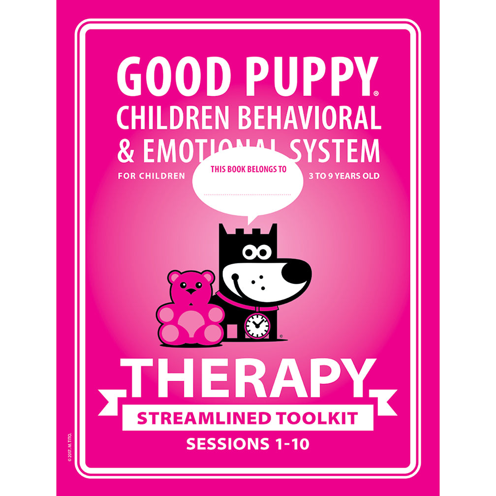 Best child behavioral tools and practices for therapy.