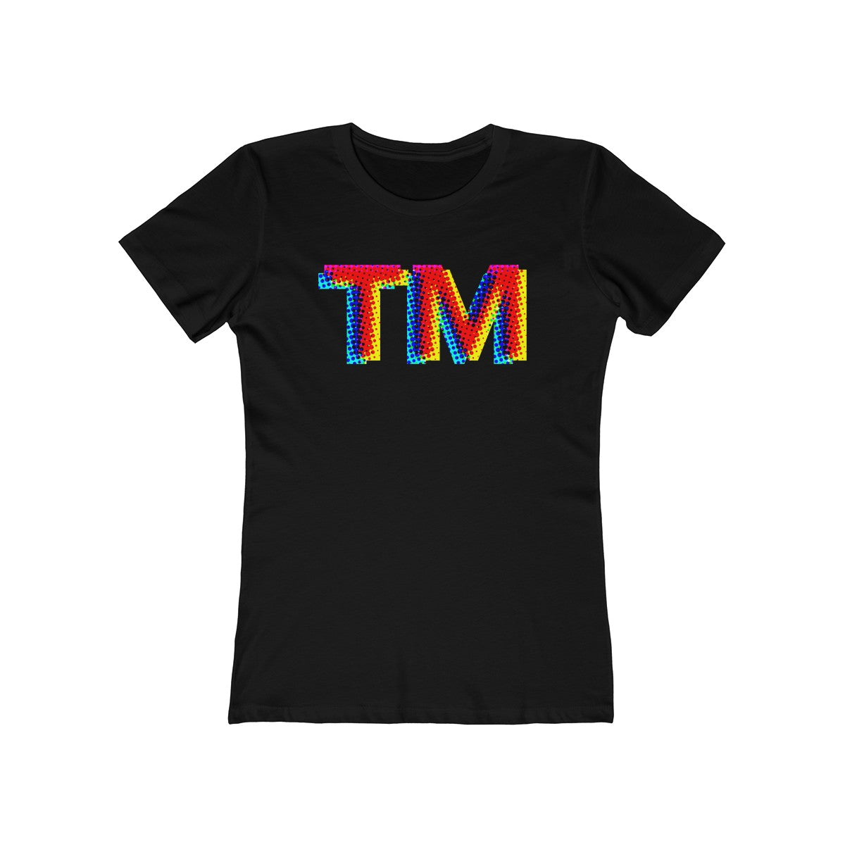 Trademark Symbol . Women's The Boyfriend Tee