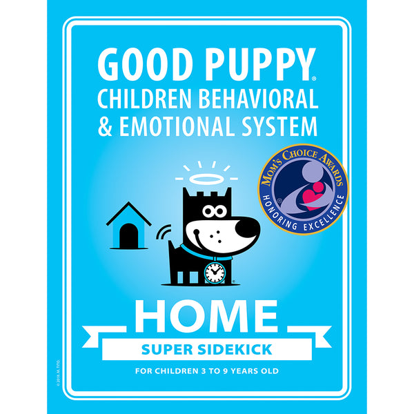 Child Cognitive Behavioral System For HOME Moms Choice Award