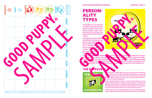 GOOD PUPPY . Printable PDF . THERAPY MANUAL & TOOLKIT . Sessions 1-10
