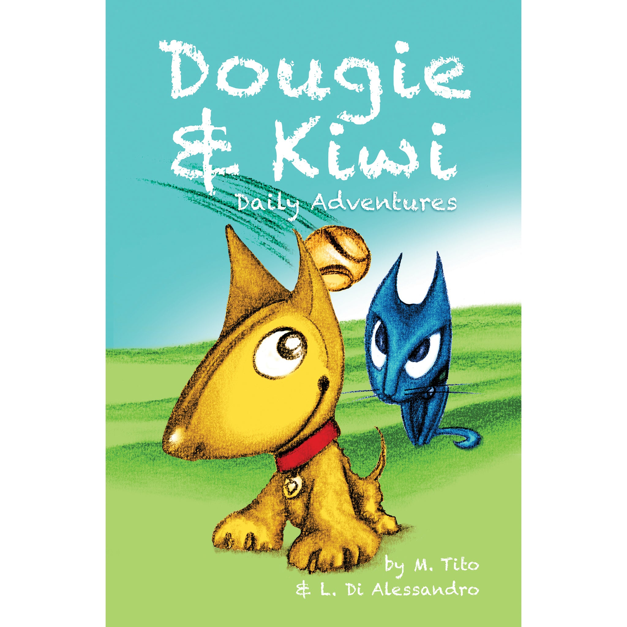 Dougie & Kiwi: Daily Adventures