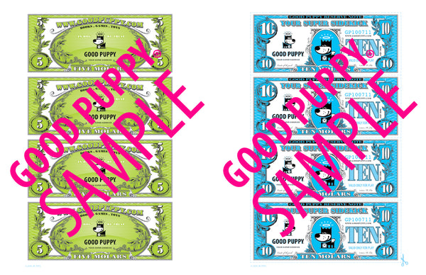 Funny Money Child Incentives Child Cognitive Behavioral System