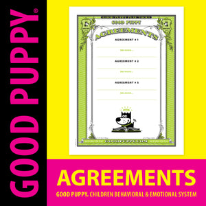 GOOD PUPPY . Printable PDF . The Agreements