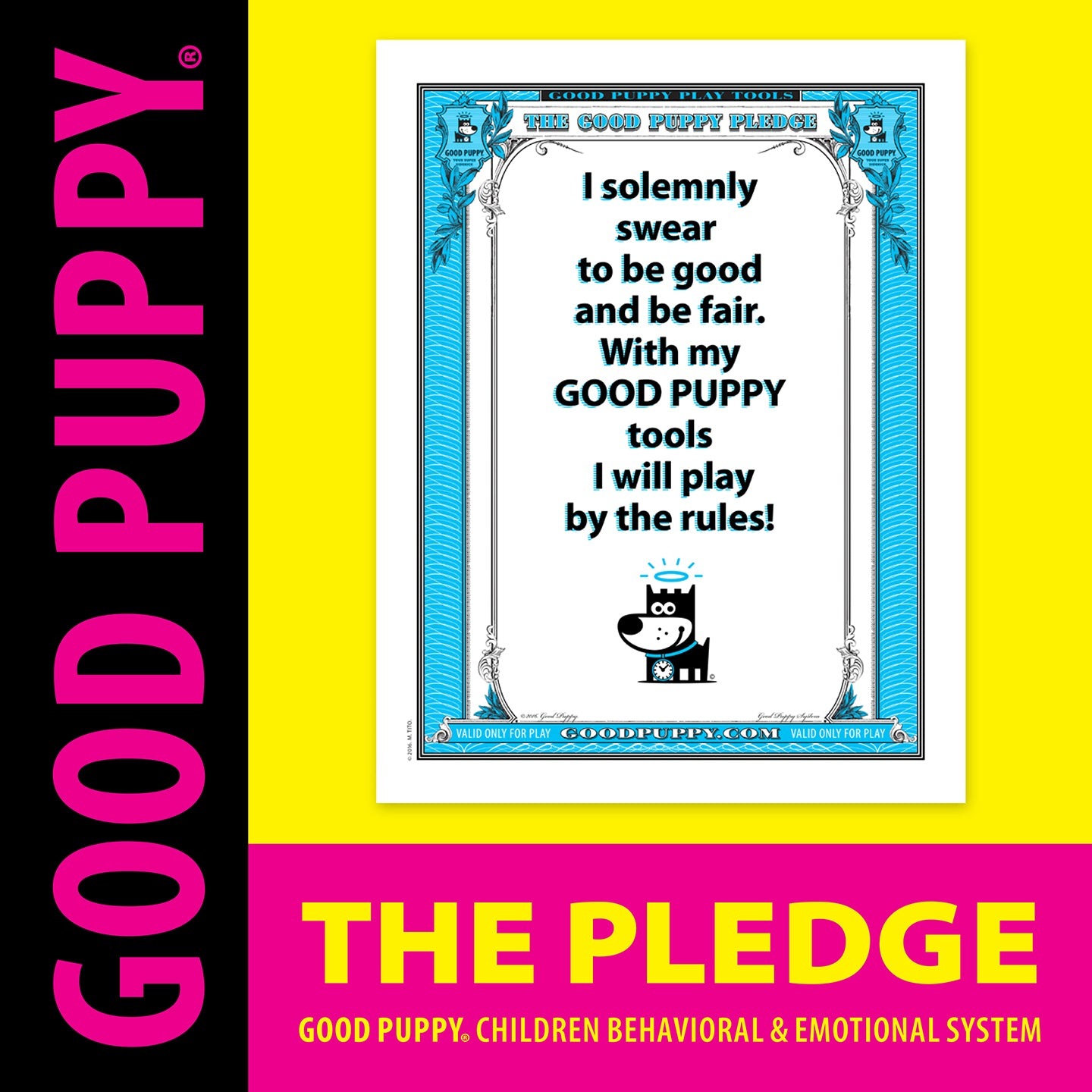 Printable PDF . The Pledge