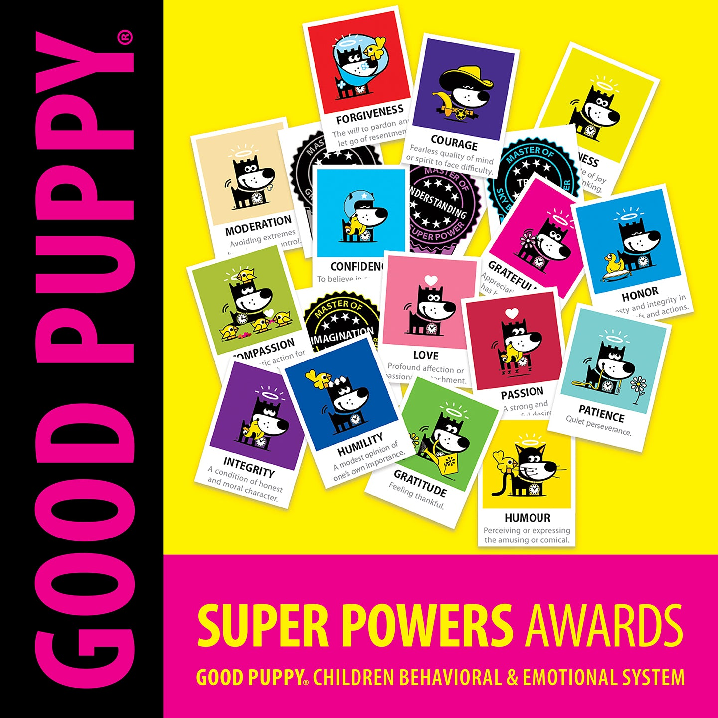Printable PDF . INNERCHI Super Powers Awards