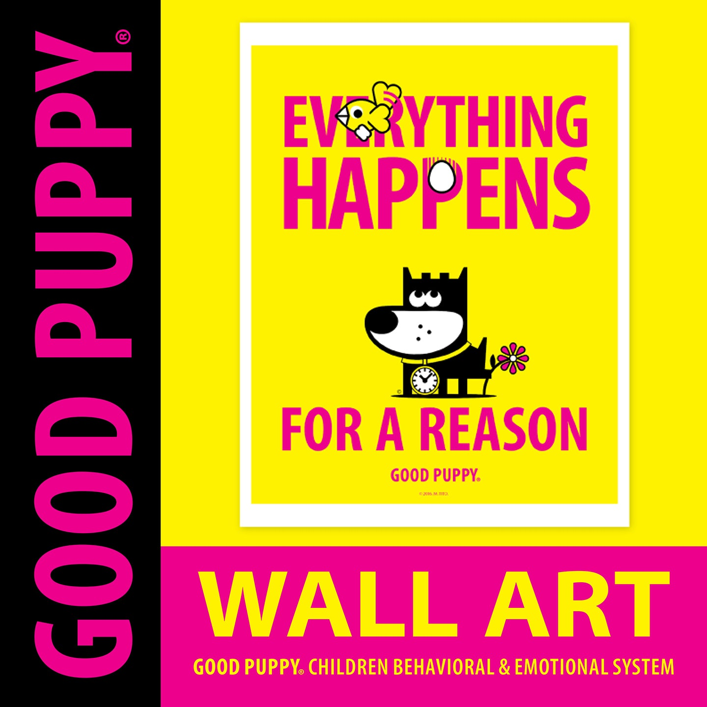 "Printable PDF . Wall Art ""Everything"""