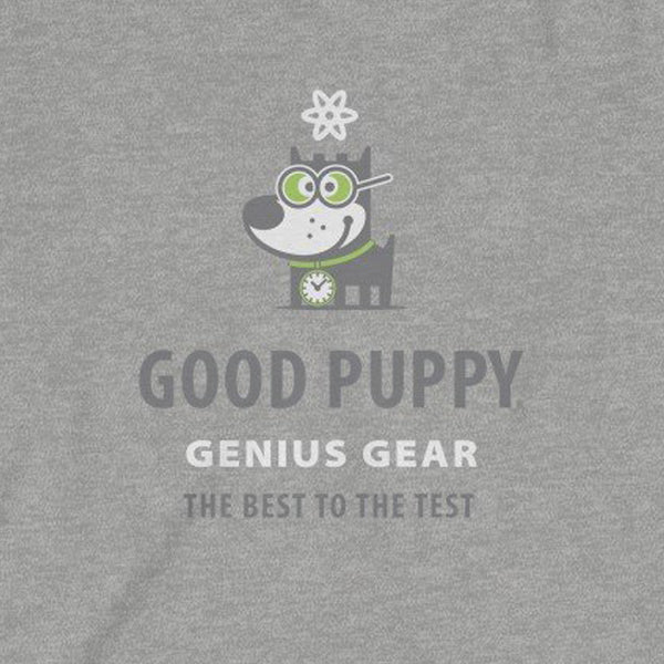 GOOD PUPPY Genius Gear . Kids Fine Jersey Tee