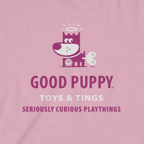 GOOD PUPPY Toys & Tings . Kids Fine Jersey Tee