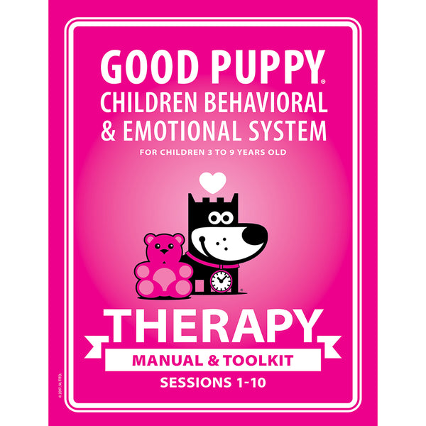 Child behavior and emotional self regulation tools and practices for therapy.