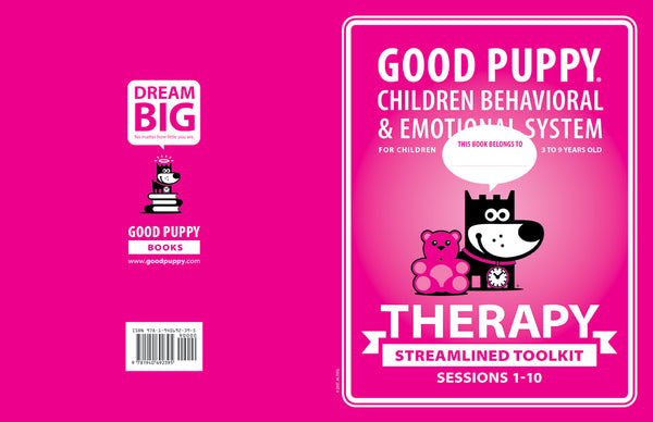 THERAPY Streamlined Toolkit . Sessions 1-10 . Printable PDF