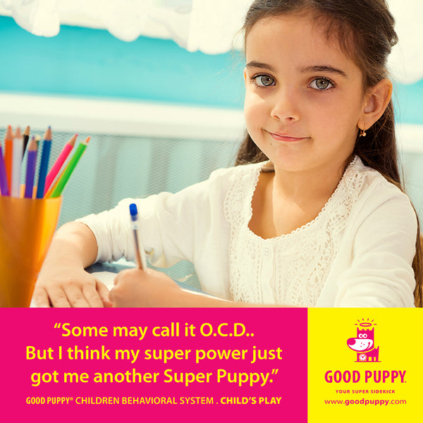 COACHING . GOOD PUPPY Children Behavioral & Emotional System
