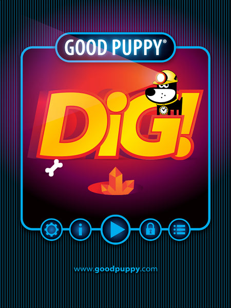Good Puppy Dig . Game