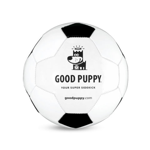 GOOD PUPPY Vintage . Soccer Ball