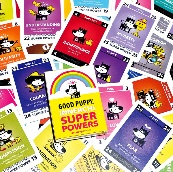 HOME . SUPER PACK . GOOD PUPPY Children Behavioral & Emotional System