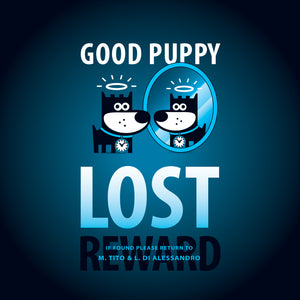GOOD PUPPY . Lost