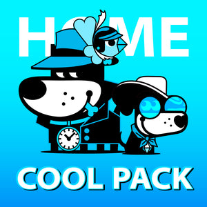 HOME . COOL PACK . GOOD PUPPY Children Behavioral & Emotional System