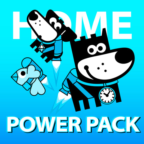 HOME . POWER PACK . GOOD PUPPY Children Behavioral & Emotional System