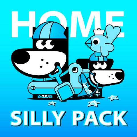 HOME . SILLY PACK . GOOD PUPPY Children Behavioral & Emotional System