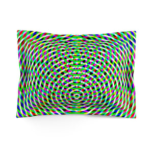 Modern Geometry Super Soft Pillow Sham