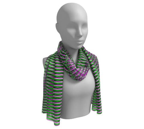 Resonant Geometric Long Scarf