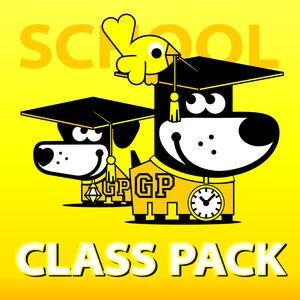 SCHOOL . CLASS PACK . GOOD PUPPY Children Behavioral & Emotional System