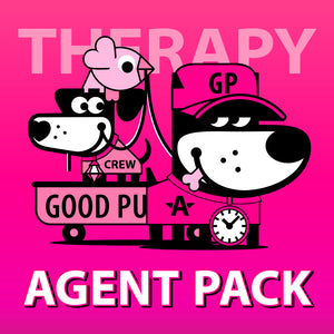 THERAPY . AGENT PACK . GOOD PUPPY Children Behavioral & Emotional System