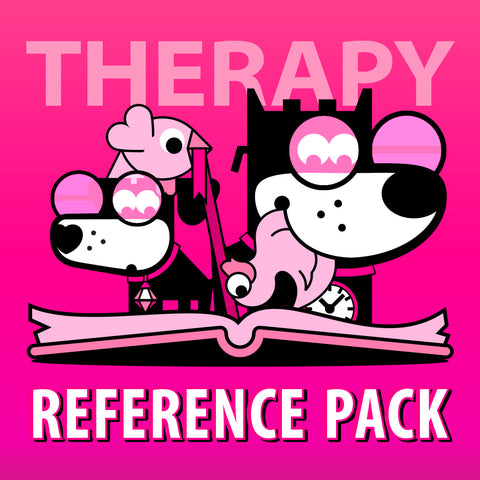 THERAPY . REFERENCE PACK . GOOD PUPPY Children Behavioral & Emotional System