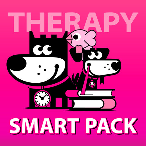 THERAPY . SMART PACK . GOOD PUPPY Children Behavioral & Emotional System