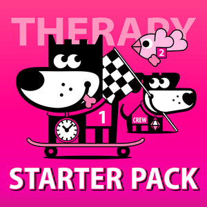 THERAPY . STARTER PACK . GOOD PUPPY Children Behavioral & Emotional System