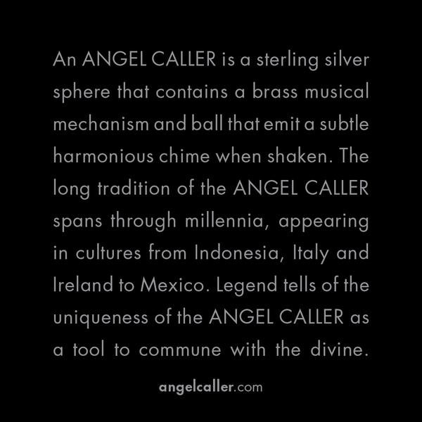 What is an Angel Caller?