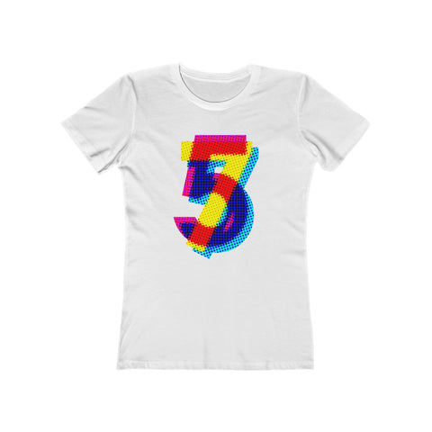 SeventyFive . Women's The Boyfriend Tee
