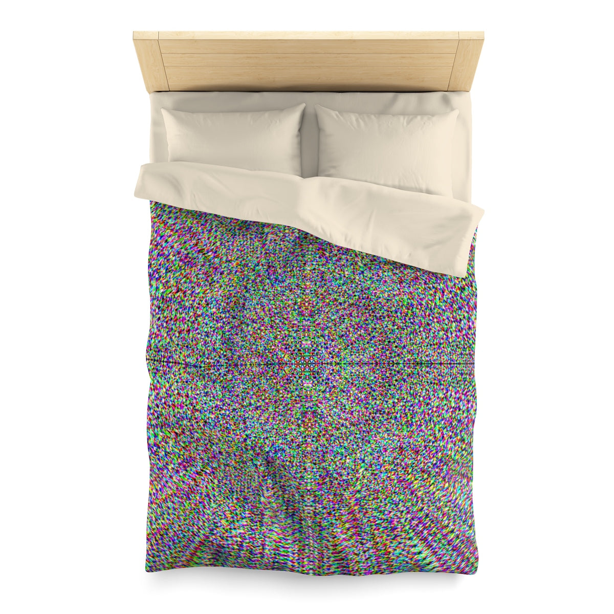The Philosopher's Stone . Duvet Cover . Twin
