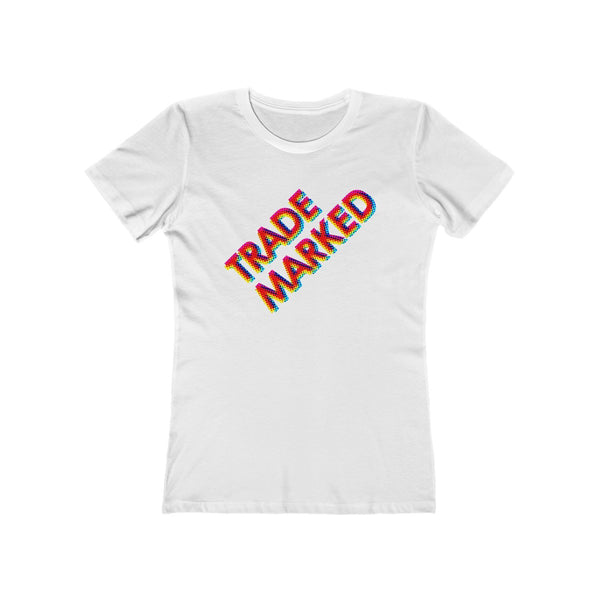 Trade Marked . Women's The Boyfriend Tee