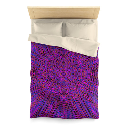 The Navigator's Cross . Duvet Cover . Twin