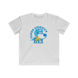 Super Sidekick I . Kids Fine Jersey Tee