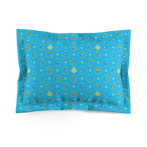 Betty Bad Kitty . Bad Philosophy I . Pillow Sham
